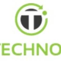 Large 360 degree technosoft logo 0
