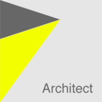 Large architect logo neon 220x220