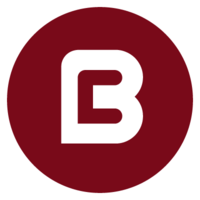 Large brand content logo