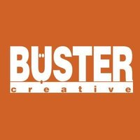 Large buster creative logo