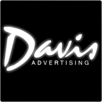 Large davis advertising logo