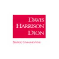 Large davis harrison dion logo