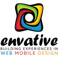 Large envative logo