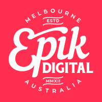 Large epik digital logo