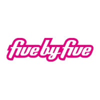 Large five by five logo
