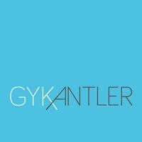 Large gyk antler logo