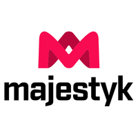 Large majestyk logo