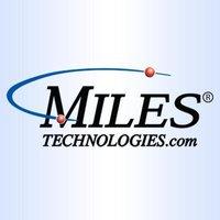 Large miles technologies logo