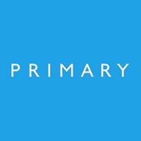 Large primary design logo