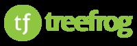 Large treefrog logo