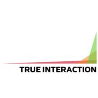 Large true interaction logo