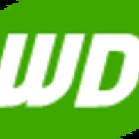 Large wd logo
