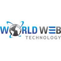 Large world web technology logo