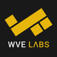 Large wve logo blackbg