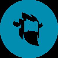 Large yeti circle blue ko