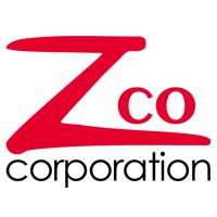 Large zco logo clutch