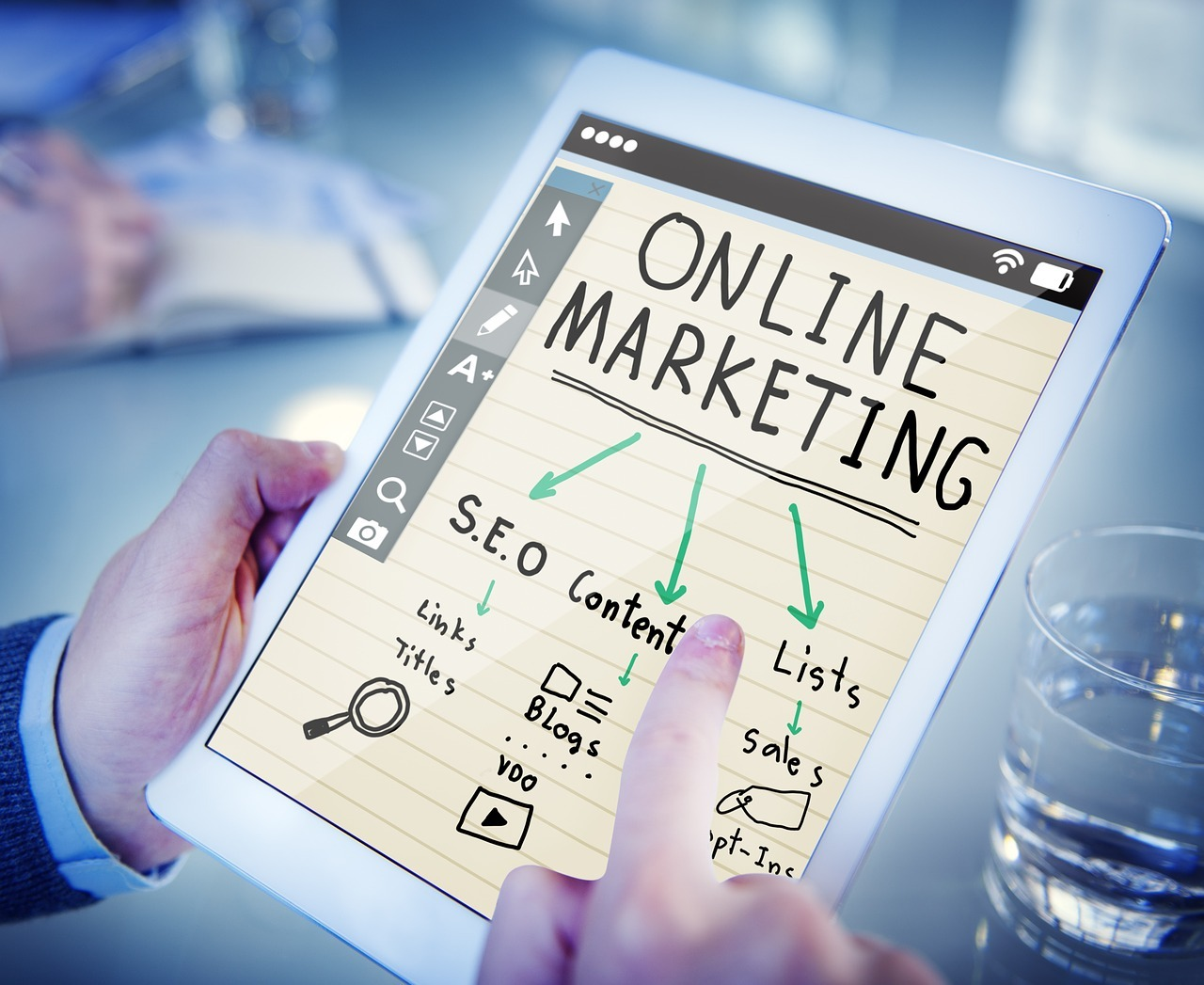 Web Marketing - Online Marketing