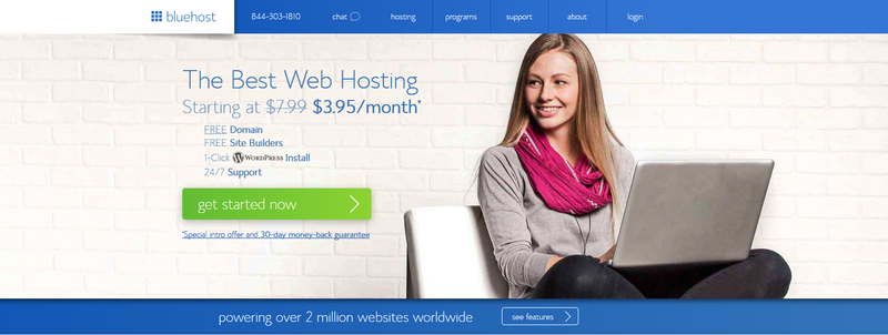 Use a Fast Webhost
